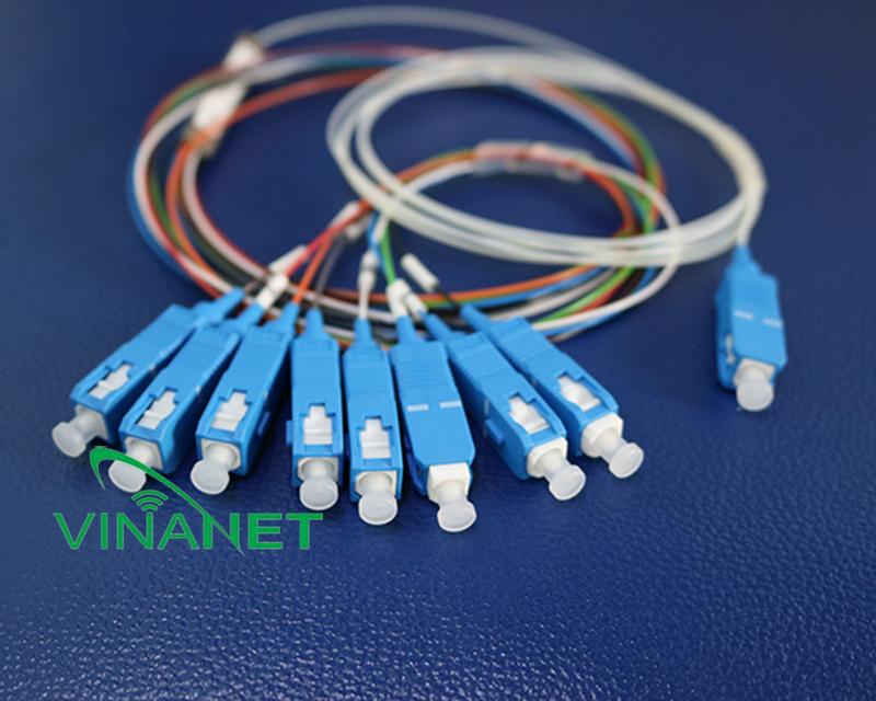 BỘ CHIA QUANG  PLC Mini type SC/UPC