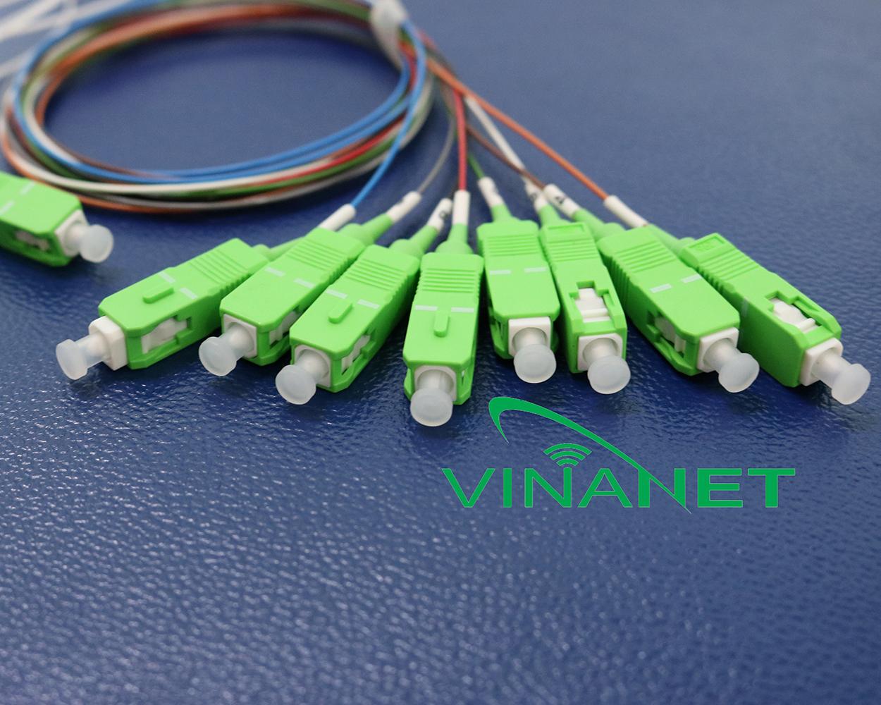 BỘ CHIA QUANG PLC Mini Type SC/APC